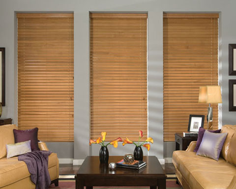 Wood Blinds 1